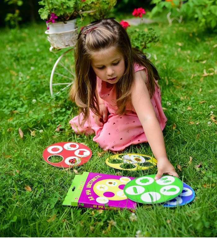 Игри за деца от 4 до 7 год.