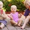 Първото, второто и третото дете