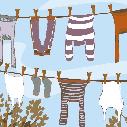 10-те закона на Мърфи в обличането на деца