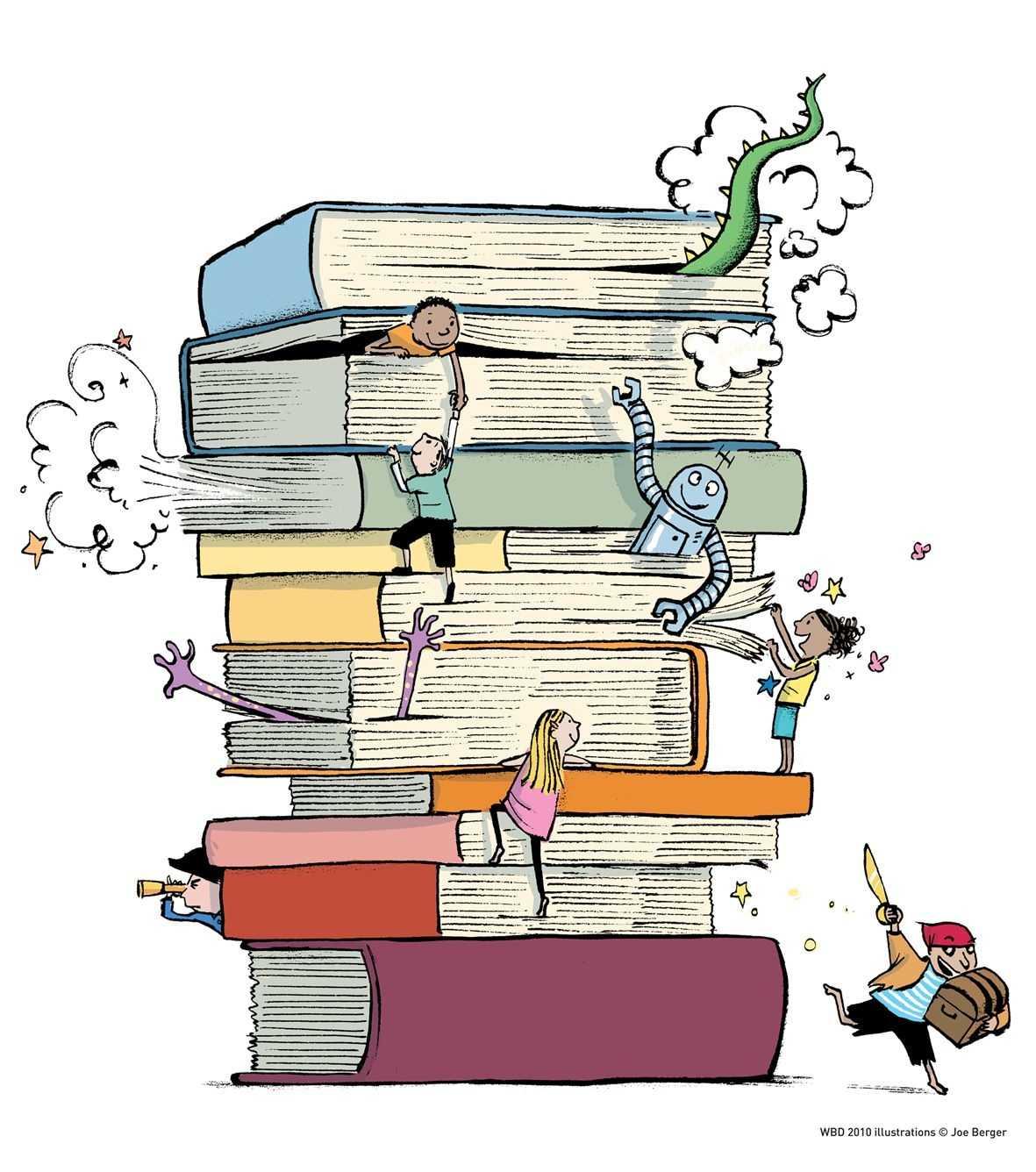 """Нека децата сами изберат любимите си книги, като гласуват в """"Бисерче вълшебно"""""""