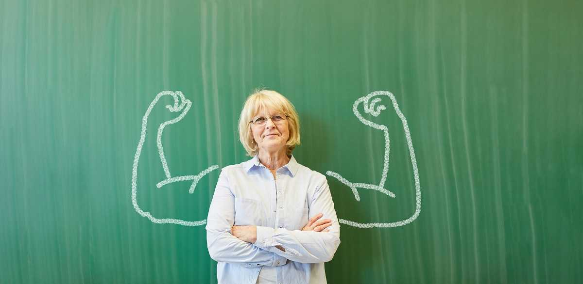 На учителите  – с благодарност и признателност