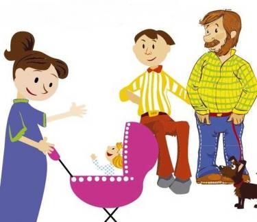 12 признака за здравословна/нездравословна семейна среда