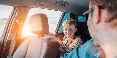 Асоциации - игри за деца и родители на път: