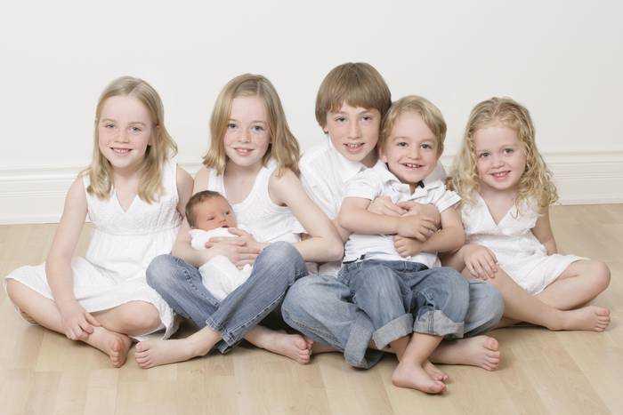 6 причини да имам 6 деца